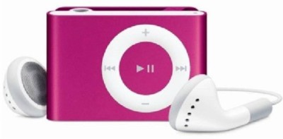 Mezire 81359 16  GB MP3 Player Pink, 0 Display
