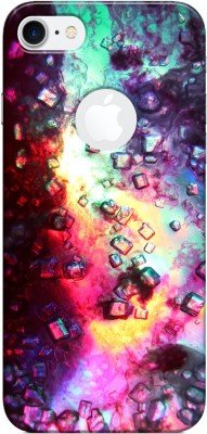 Fontura Back Cover for Apple iPhone 7 Multicolor