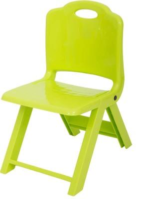 Baybee Metal Chair(Finish Color - Orange)