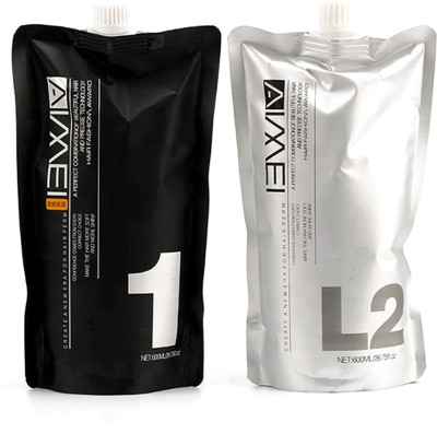 Aimei Imported Natural Plant Protein Keratin Hair Straightening Cream Hair Cream(1200 ml)