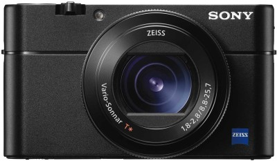 Sony RX Series DSC-RX100M5A Point and Shoot Camera(20.1 MP, 2.9x Optical Zoom, 20M Digital Zoom, Black)