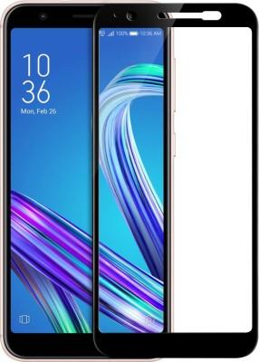 Flipkart SmartBuy Edge To Edge Tempered Glass for Asus ZenFone Max M1, ZB556KL-4A001IN(Pack of 1)