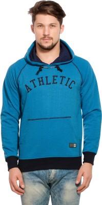 Alan Jones Full Sleeve Printed, Colorblock Men's Sweatshirt