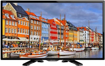 Sharp 60cm (24 inch) HD Ready LED TV(LC-24LE175I) (SHARP)  Buy Online