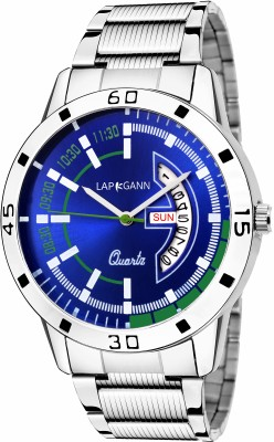 Lapkgann couture LCDDQ01 Day & Date Stellar Poly-chromatic Watch  - For Men