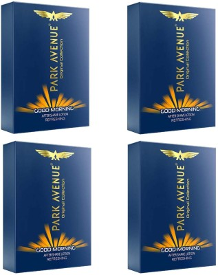Park Avenue After Shave Lotion 50ml x 4(200 ml)