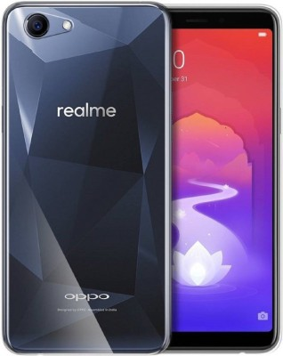 Joddy Back Cover for OPPO Realme 1 Transparent