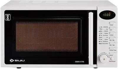 Bajaj 20L grill microwave oven under 6000