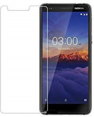 44mob Impossible Screen Guard for Nokia 3.1(Pack of 1)