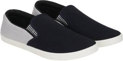 BRUTON Fit-Man Slip On Sneakers For Men(Multicolor)