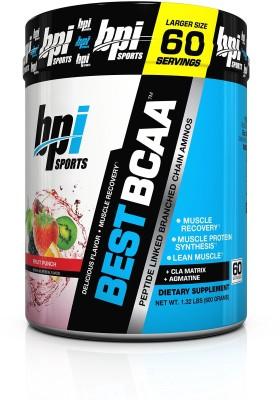BPI Sports Best BCAA. Fruit Punch 1.32 lbs (600 g)(600 g)