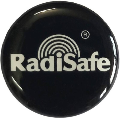 Radisafe REDISAFE anti-radiation chip/patch/Sticker for all electronic devices. Anti-Radiation Sticker(Mobile, Phone, Tablet, Generic, PC)