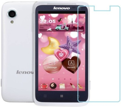 Lively Tempered Glass Guard for Lenovo S720(Pack of 1)