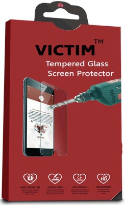 Victim Tempered Glass Guard for HTC One M8 Dual Sim