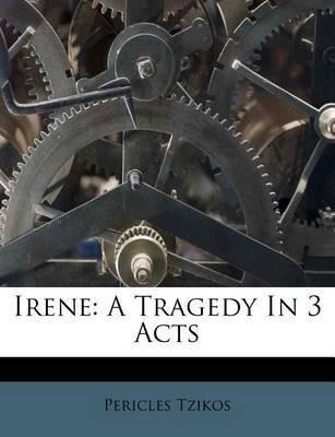 Irene(English, Paperback / softback, Tzikos Pericles)