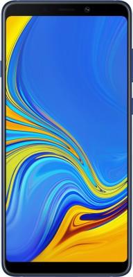 Samsung Galaxy A9 (Lemonade Blue, 128 GB)(6 GB RAM)