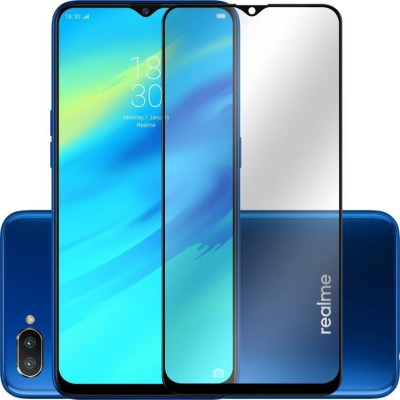 Classy Edge To Edge Tempered Glass for Realme 2 Pro(Pack of 1)
