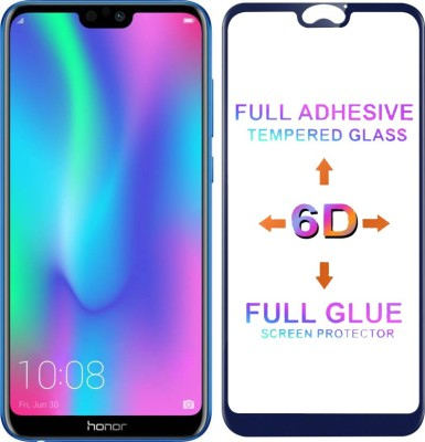 EASYBIZZ Tempered Glass Guard for Honor 9N(Pack of 1)