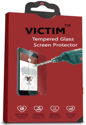 Macron Tempered Glass Guard for HTC E8(Pack of 1)