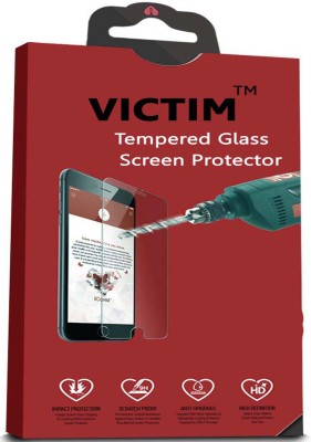 Victim Tempered Glass Guard for Lenovo K8 Plus