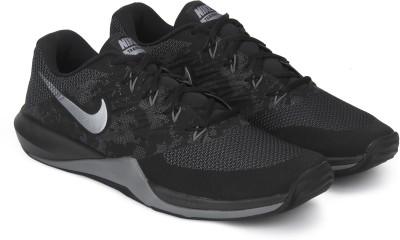 Nike LUNAR PRIME IRON II Training & Gym Shoes For Men(Black) 1