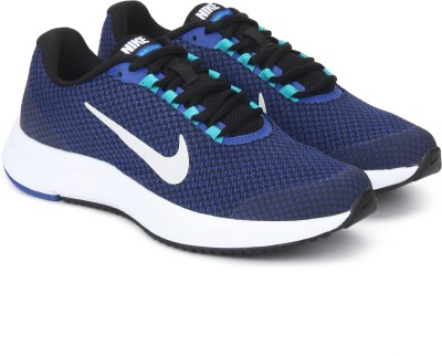 Nike RUNALLDAY Running Shoes For Men(Blue)