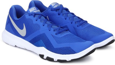 Nike FLEX CONTROL II Training & Gym Shoes For Men(Blue) 1