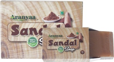 Aranyaa Organic Handmade Sandal(2 x 37.5 g)