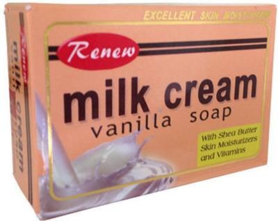 RENEW Milk Vanilla Soap (Made In Philippines) DVR(135 g)