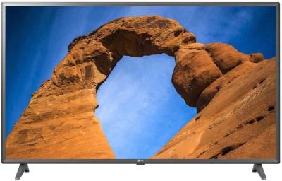 LG 108cm (43 inch) Full HD LED Smart TV 2018 Edition(43LK5360PTA)   TV  (LG)