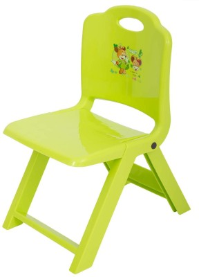 Samaaya Plastic Chair(Finish Color - Multicolor)