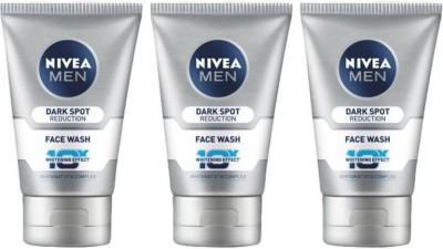 [45% off] Nivea Men Dark Spot Reduction Face Wash (300 g)