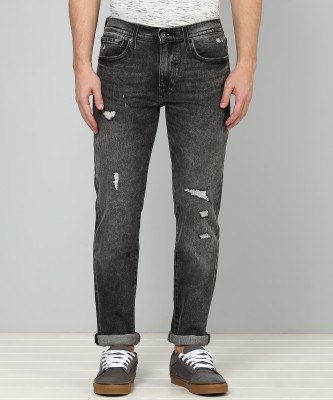 Levi's Slim Men Grey Jeans at flipkart