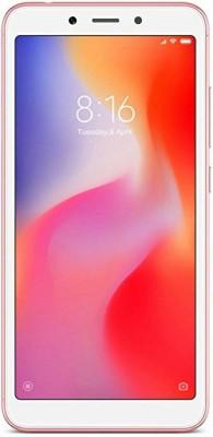 Redmi 6A (Rose Gold, 32 GB)(2 GB RAM)