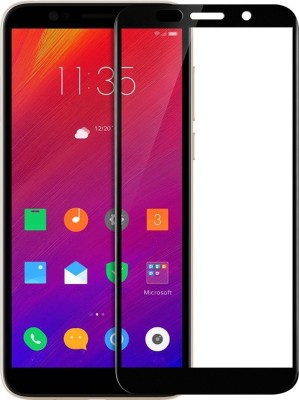 Flipkart SmartBuy Tempered Glass Guard for Lenovo A5