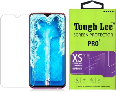 Tough Lee Tempered Glass Guard for Vivo V11 Pro(Pack of 1)