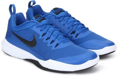 Nike LEGEND TRAINER Training & Gym Shoes For Men(Blue) 1