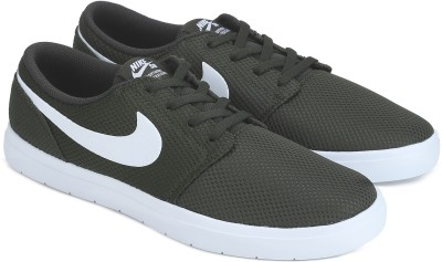 Nike SB PORTMORE II ULTRALIGHT Sneakers For Men(Olive) 1
