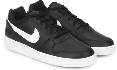 Nike EBERNON LOW Casuals For Men(Black) 1
