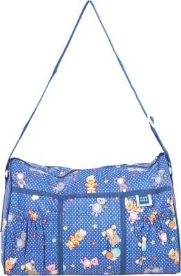 MeeMee Multi Functional Diaper Bag Dark Blue MeeMee Diaper Bags