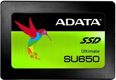 ADATA SU650 480 GB Laptop, Desktop, All in One PC's, Servers Internal Solid State Drive (SU650)