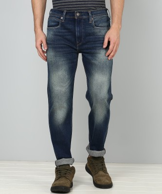 Levi's Regular Men Blue Jeans at flipkart