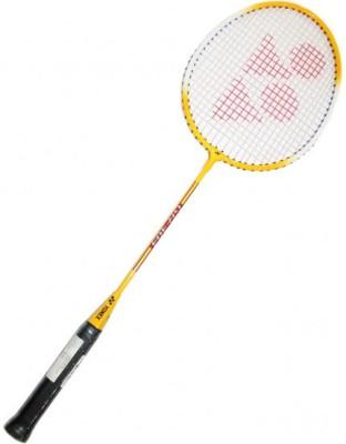 Yonex GR303 Yellow Strung Badminton Racquet Pack of: 1, 90 g
