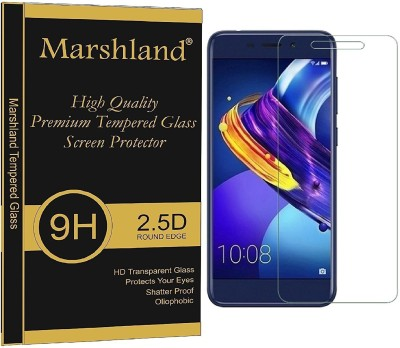 Marshland Tempered Glass Guard for Huawei Honor 6C Pro(Pack of 1)