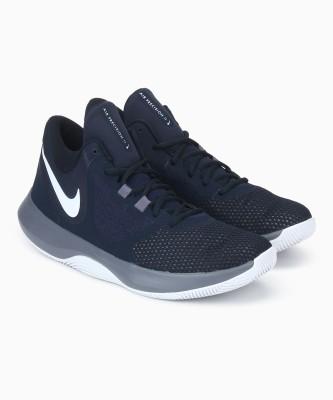 Nike AIR PRECISION II Basketball Shoes For Men(Blue) 1