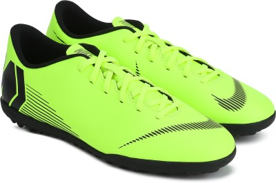 Nike VAPOR 12 CLUB IC Tennis Shoes For Men(Green) 1