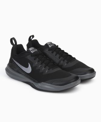 Nike LEGEND TRAINER Training & Gym Shoes For Men(Black) 1