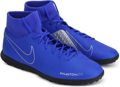Nike PHANTOM VSN CLUB DF TF Casuals For Men(Blue) 1