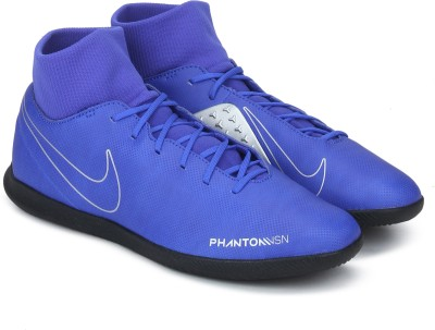 Nike PHANTOM VSN CLUB DF IC Casuals For Men(Blue) 1