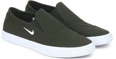 Nike SB PORTMORE II SLR SLP C Sneakers For Men(Green) 1